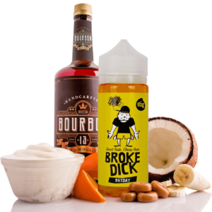 PayDay E-liquid by Broke Dick Review | Best Ecig and Vaping
